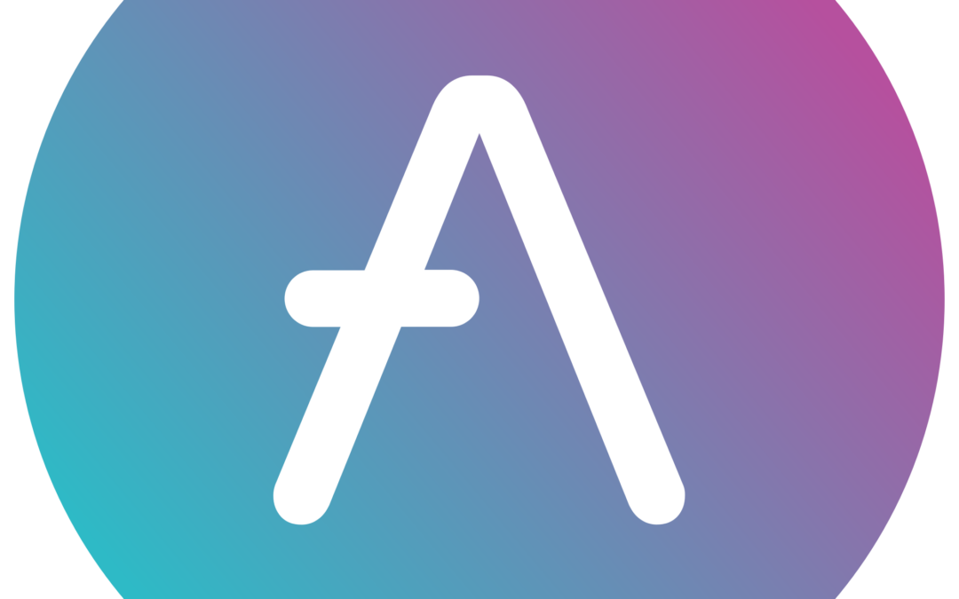 Aave AAVE Logo | The Giving Block