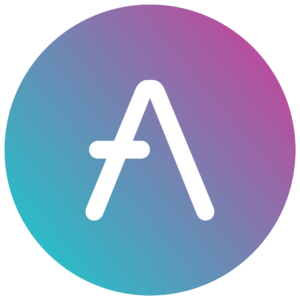 Aave AAVE Logo