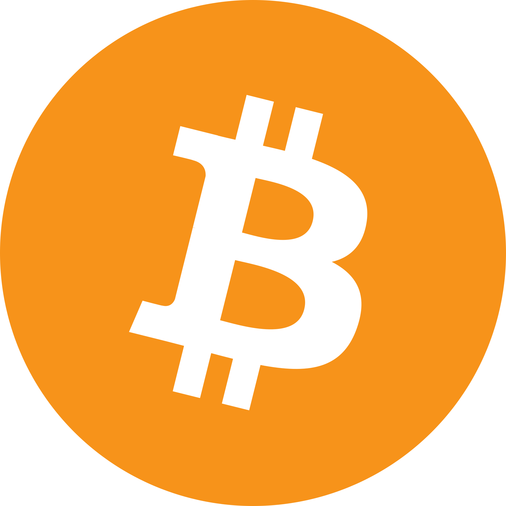 Bitcoin btc Logo - The Giving Block