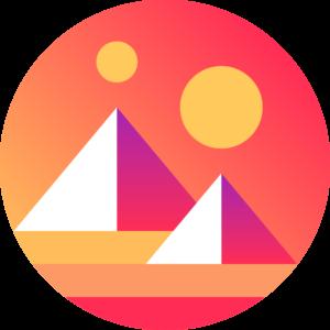 Decentraland MANA Logo   The Giving Block