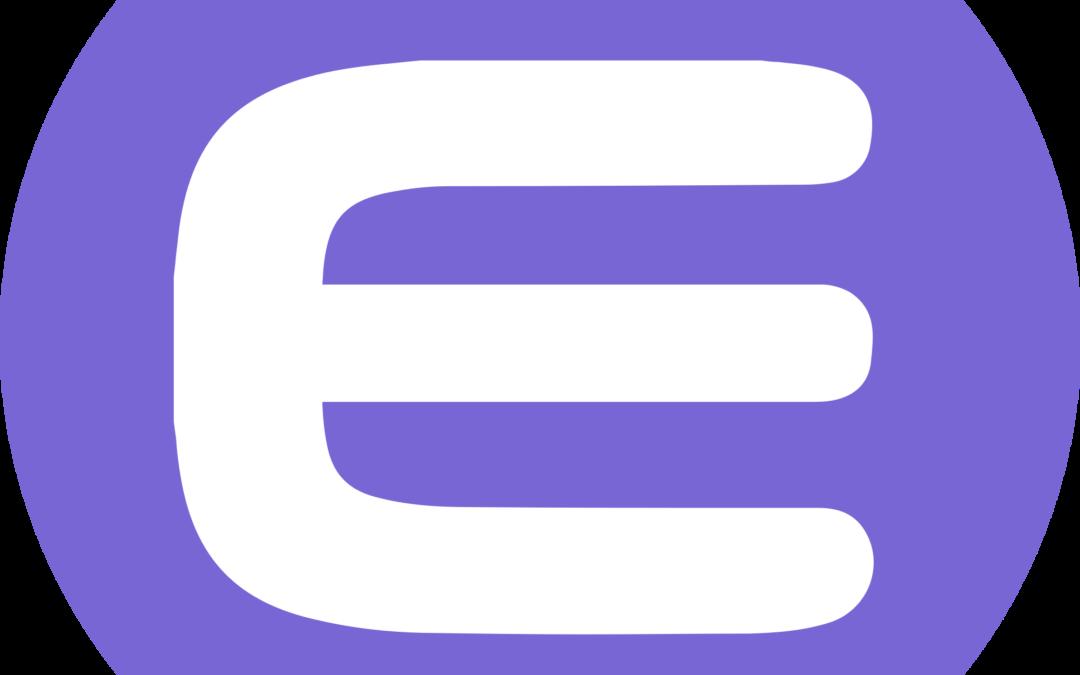 Enjin Coin ENJ Logo | The Giving Block