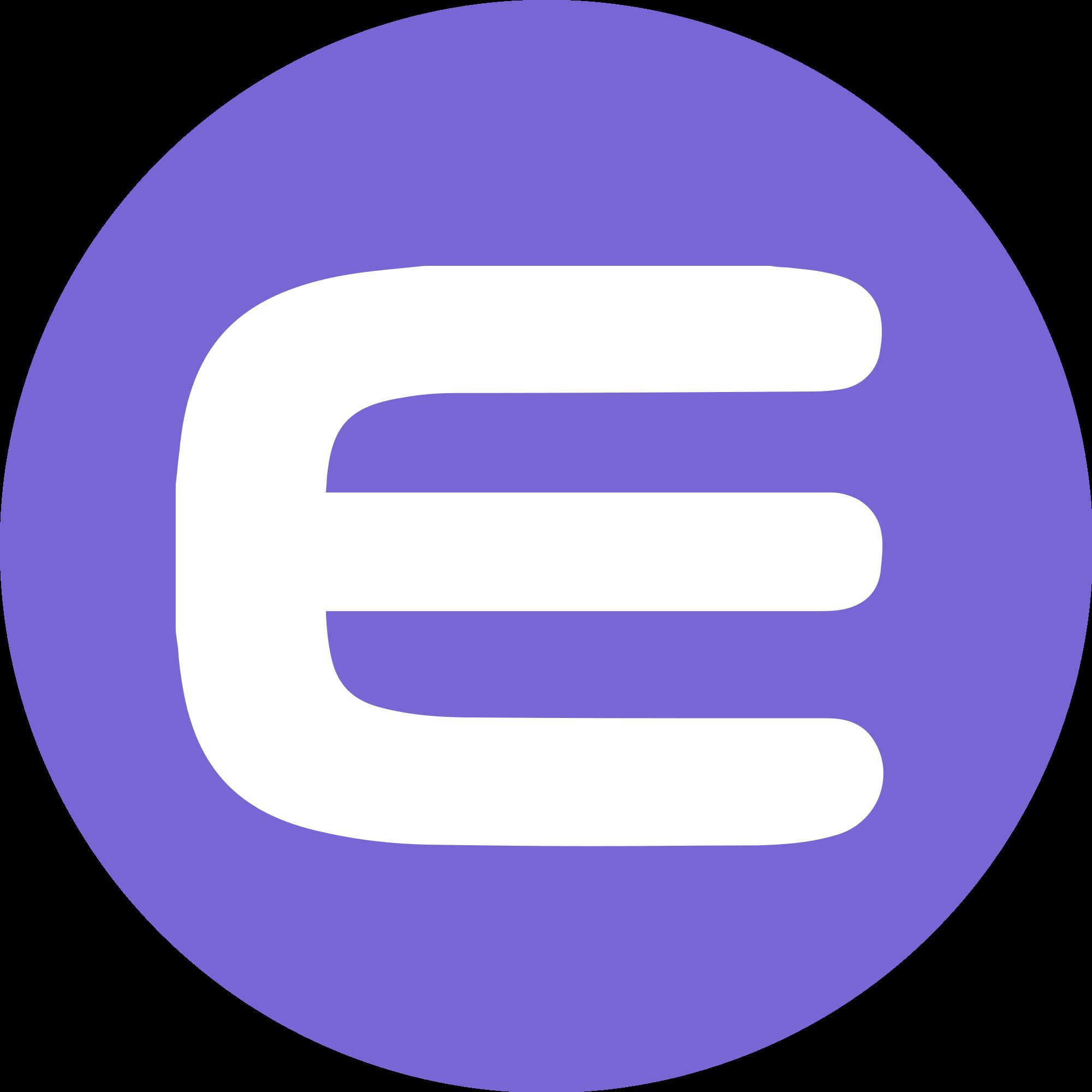 Enjin Coin ENJ Logo   The Giving Block