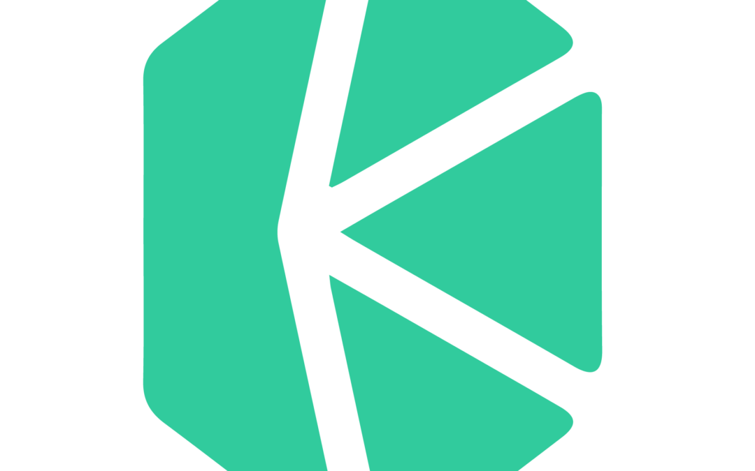 Kyber Network KNC Logo | The Giving Block