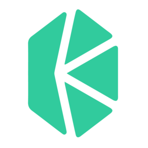 Kyber Network KNC Logo   The Giving Block