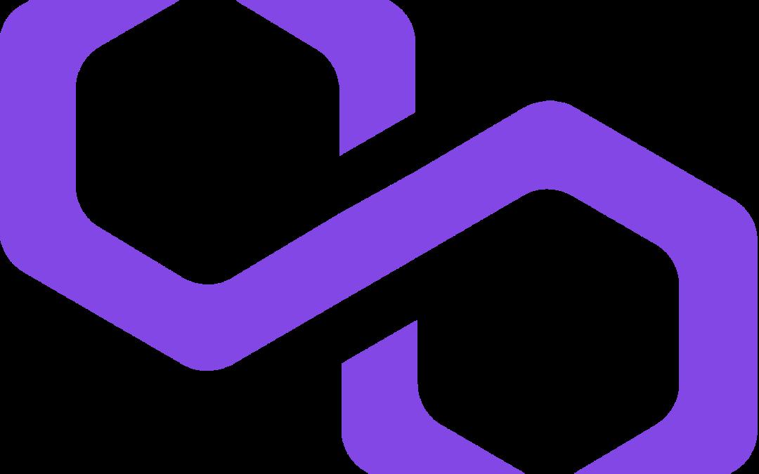 Polygon MATIC Logo | The Giving Block