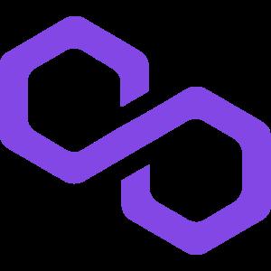 Polygon MATIC Logo
