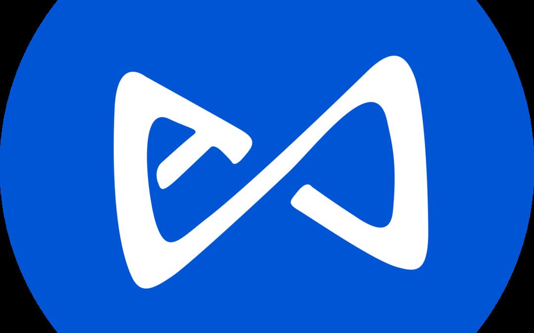 Axie Infinity AXS Logo | The Giving Block