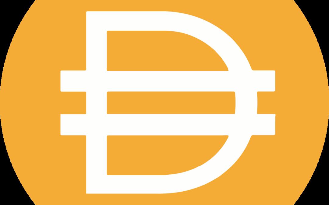 Dai DAI Logo | The Giving Block